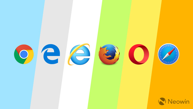 Neowin browsers