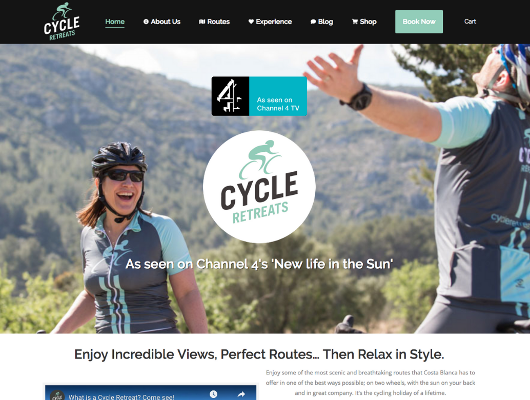 Cycle Retreats - Luxury Cycling Holidays