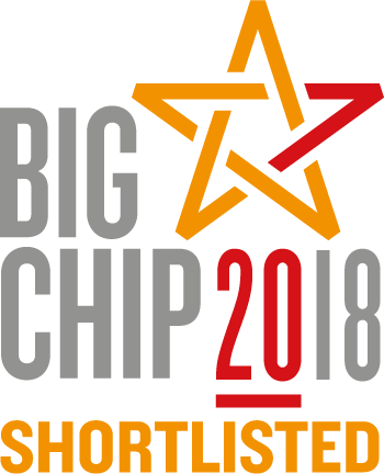 Big Chip 2018 Shortlisted