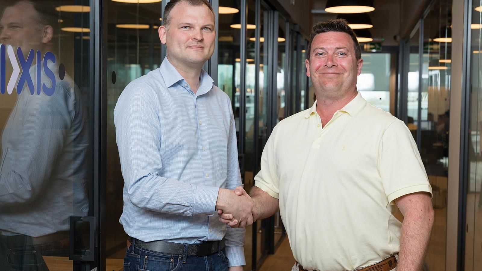 Ixis and Digital State Marketing celebrate first joint client win