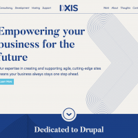 Ixis 2016 redesign