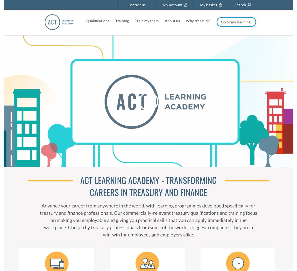Treasurers Learning Academy
